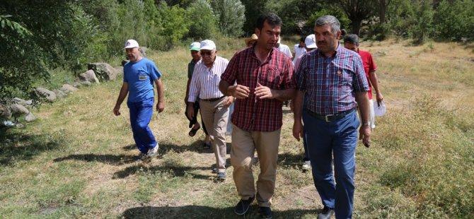 KOCASİNAN KAYSERİ'YE 3 YENİ KENT ORMANI KAZANDIRACAK