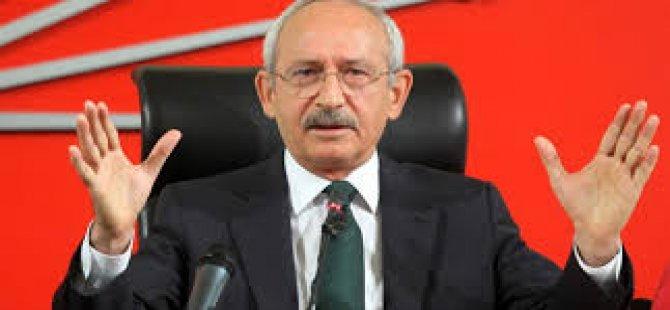 Kılıçdaroğlu'nun Parti Meclis'i listesi basına sızdı.