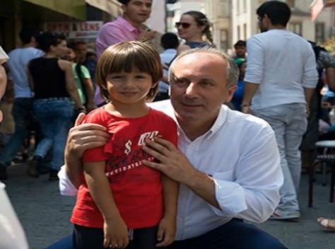 İŞTE MUHARREM İNCE'NİN KURULTAY ŞARKISI - VİDEO