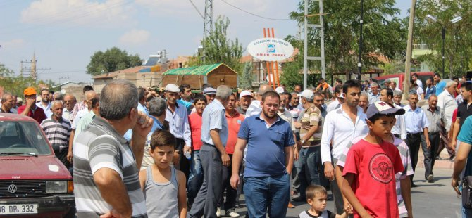 KAYSERİ CAMİDE ANONS YAPTIRDILAR, MORGDA GÖZYAŞLARINA BOĞULDULAR