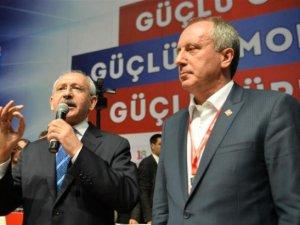 Kılıçdaroğlu, kurultaydaki rakibi Muharrem İnce'ye büyük bir jest yaptı