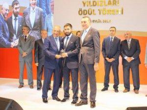 KAYSERİ İHRACATININ YILDIZLARI ÖDÜLÜNÜ BOYDAK'LAR ALDI