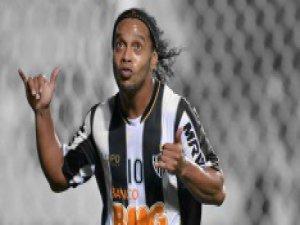 Ronaldinho'nun yeni takımı