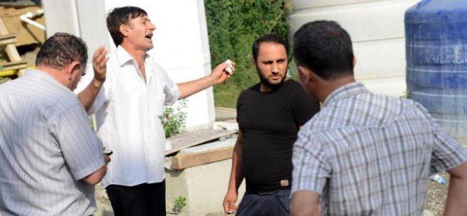 Asansörde 2 oğlu ölen babanın gözyaşları!