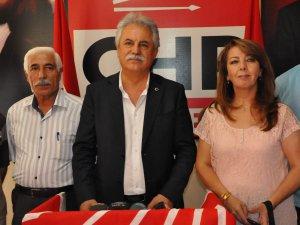 KAYSERİ CHP'DE KURULUŞ YILDÖNÜMÜ KUTLAMALARI İPTAL