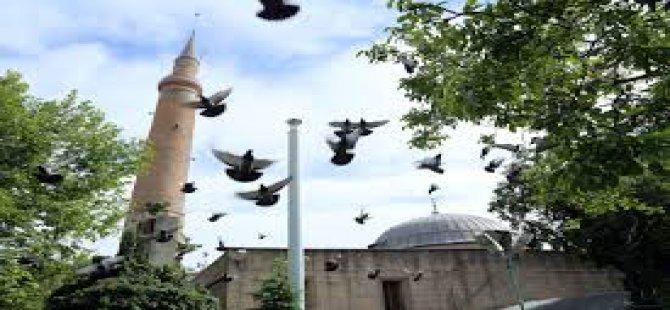 CAMİ-İ KEBİR'İN ETRAFINDAKİ BİNALAR YIKILACAK
