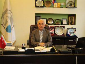 KAYSERİ TİCARET ODASI BAŞKANI HİÇYILMAZ'DAN 'K' BELGESİ UYARISI