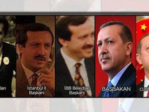 Recep Tayyip Erdoğan bir tek muhtar olmadı