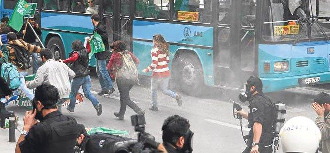 Kayseri Gezi olaylarında gözaltına alınan 160 kişinin Davası