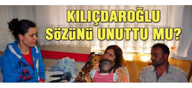 Kılıçdaroğlu'nun Eşi verdiği sözü tutmadı
