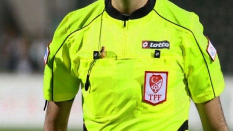 Erciyesspor'un Gaziantepspor ile Yapacağı Maçın Hakemi Belli Oldu