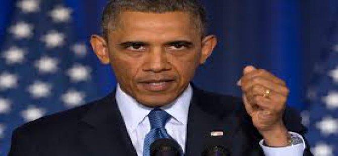 Flaş Flaş Son Dakika Obama IŞİD Terör Örgütünü Yok Edeceğiz
