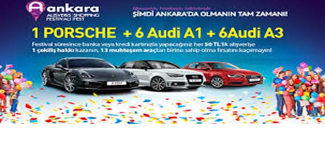29 AĞUSTOS -14 EYLÜL ANKARA ALIŞVERİŞ SHOPPING FEST