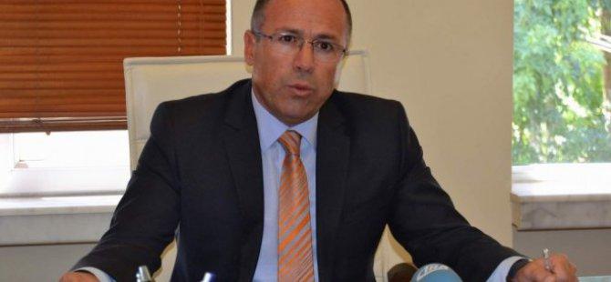 Kayseri Şeker Fabrikası Genel Müdürü Levent Benli: