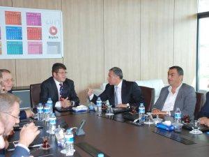 ADANA OSB'den KAYSO Başkanı Boydak'a Ziyaret