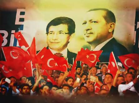 İŞTE AK PARTİ'NİN YENİ MEYDAN ŞARKISI - VİDEO