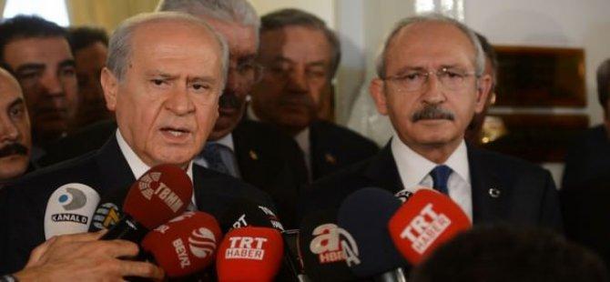 MHP'de önümüzdeki yıl yapılacak olan genel seçim öncesi