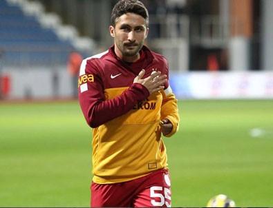 Galatasaray'da Sabri Sarıoğlu takıma geri dönüyor