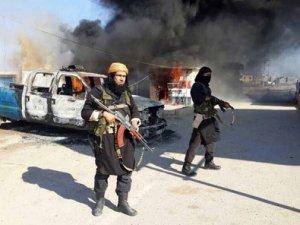IŞİD'in attığı havan topları Nusaybin'e düştü
