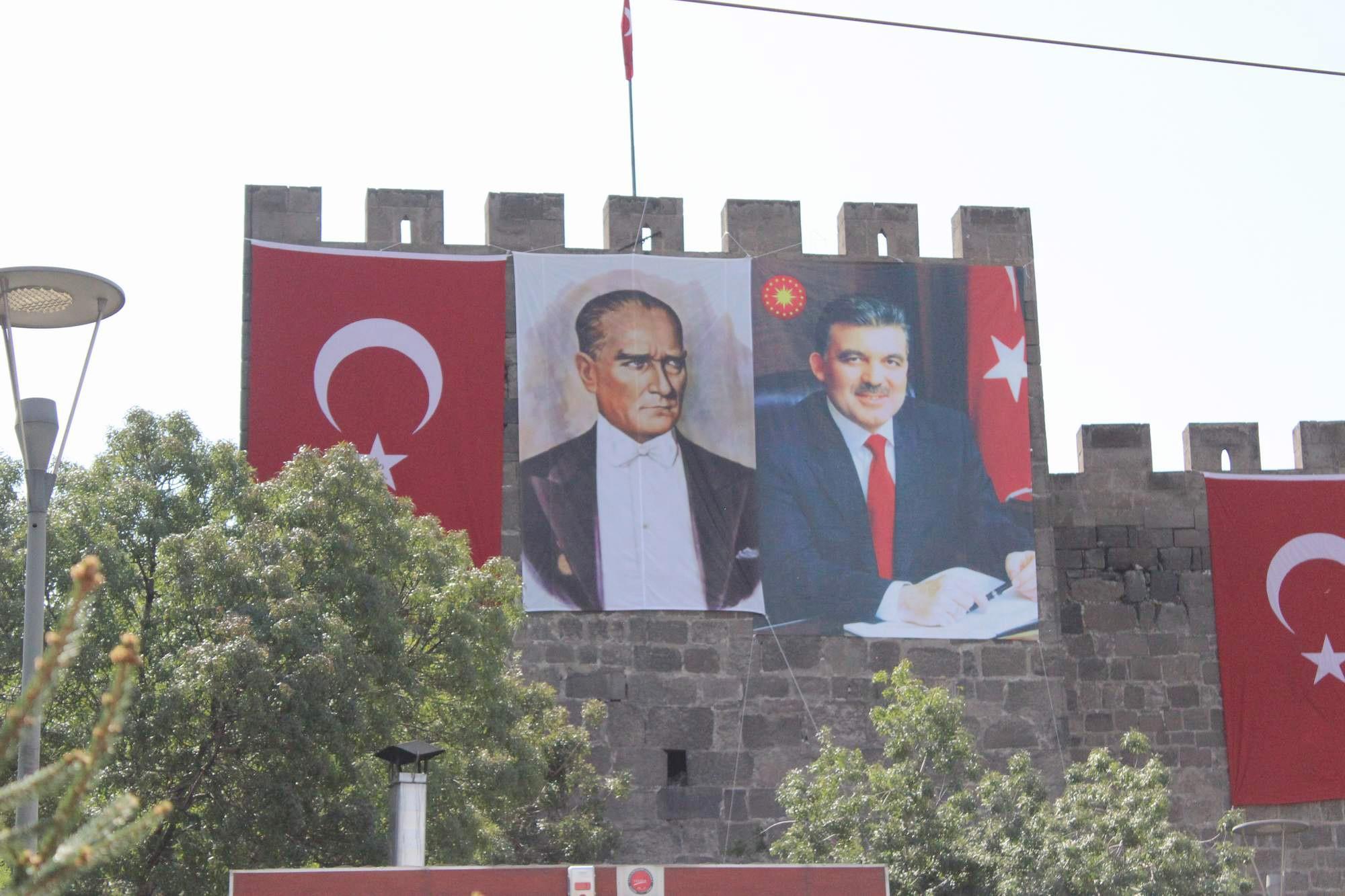 KAYSERİ 11.CUMHURBAŞKANI GÜL'Ü BEKLİYOR