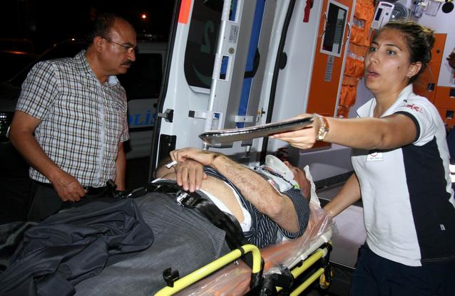 KAYSERİ'DE İZMARİT KAVGASI: EMEKLİ POLİSİ ÖLDÜRESİYE DÖVDÜLER