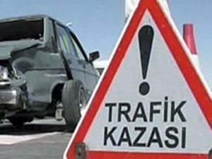 KAYSERİ'DE 11 AYRI TRAFİK KAZASINDA 29 KİŞİ YARALANDI