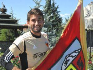 Kayserispor'un kalecisi ertuğrul'dan sert açıklama