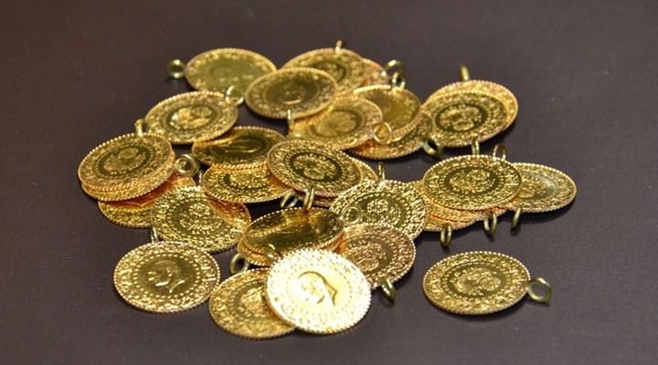 Altın Fed sonrası düşüşe geçti ! İşte Çeyrek Altın'ın Fiyatı