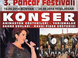 KAYSERİ ŞEKER PANCARININ FESTİVALİ ÜÇÜNCÜ YILINDA