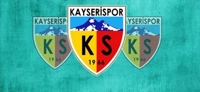 MANİSASPOR KAYSERİSPOR'DAN PUANI KAPTI
