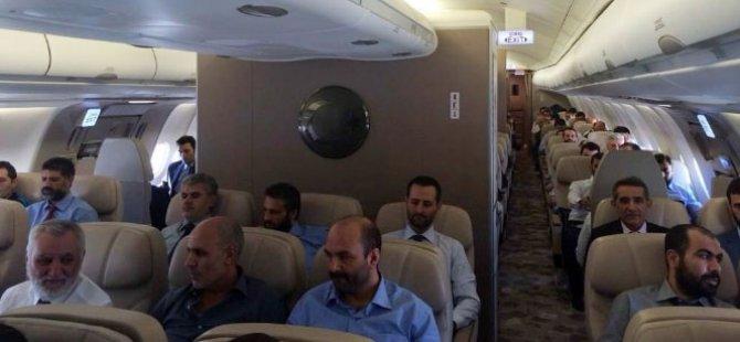 IŞİD'in rehin aldığı 49 kişi serbest