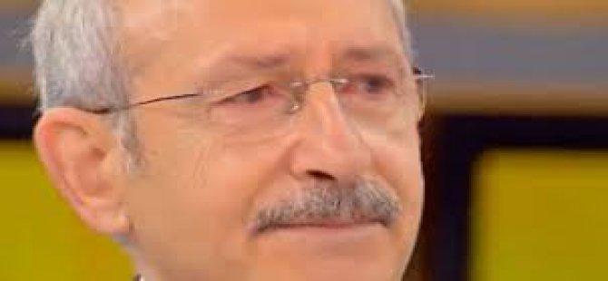 Kılıçdaroğlu canlı yayında ağladı-video