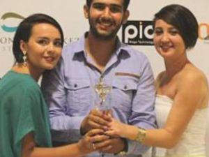 Erciyes üniversitesi'ne bir ödül daha