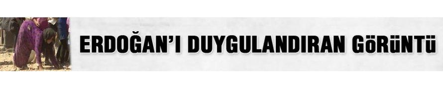 Cumhurbaşkanı Erdoğan'ı duygulandıran görüntü