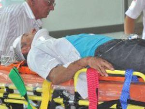 Kayseri'de Motosiklet Kazası: 1 Yaralı