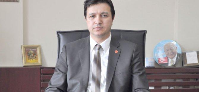 KAYSERİ SP İL BAŞKANI ARIKAN'DAN AK PARTİYE BAŞÖRTÜSÜ DESTEĞİ
