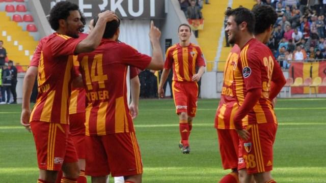 Kayserispor - Samsunspor Maçı Trt Spor' da