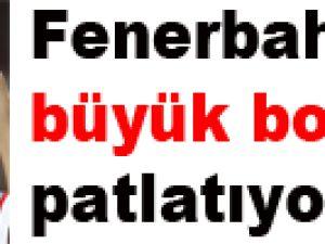 Fenerbahçe büyük bombayı patlatıyor an meseli imza