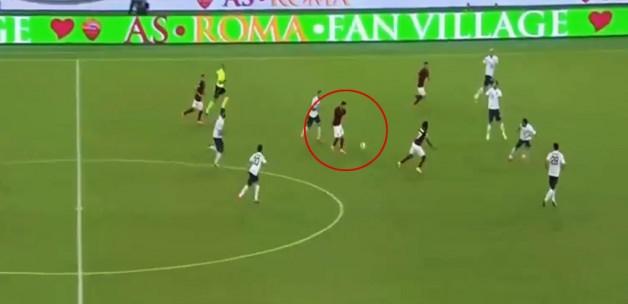 İtalya'yı sallayan gol! Tam 40 metreden!