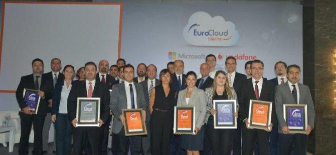 Euro Cloud-Türkiye yarışmasından İpek Bilgisayar' a Ödül
