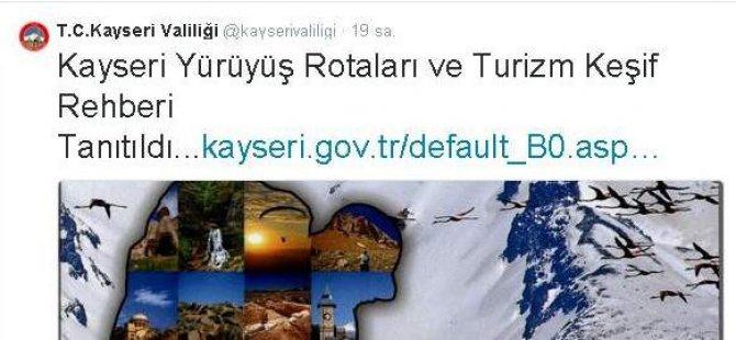 KAYSERİ'YE 100 BİN SURİYELİ