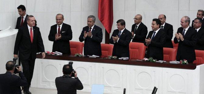 Cumhurbaşkanı Erdoğan CHP'lileri ikiye böldü