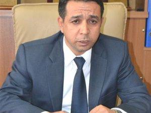 Kayseri Minibüsçüler ve Servisçiler Odası Başkanı Yavuz Ay Bayram Mesajı
