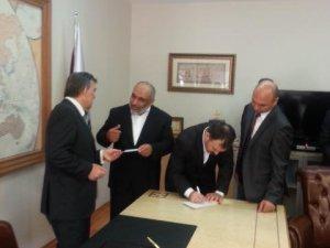 Abdullah Gül kurbanlarini ihh ya bağışladı