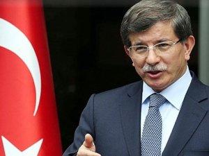 Başbakan Davutoğlu'dan Gül'e bayram ziyareti