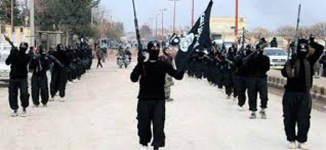 IŞİD kapıya dayandı