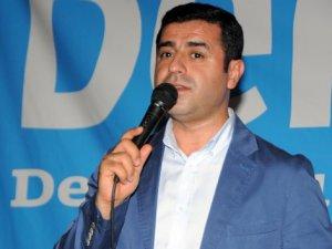 Selahattin Demirtaş: Şiddet olayları durmalı