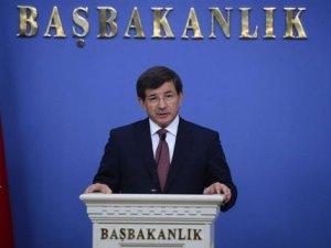 Davutoğlu: 'Yargı ve HSYK bir güç alanı değildir'