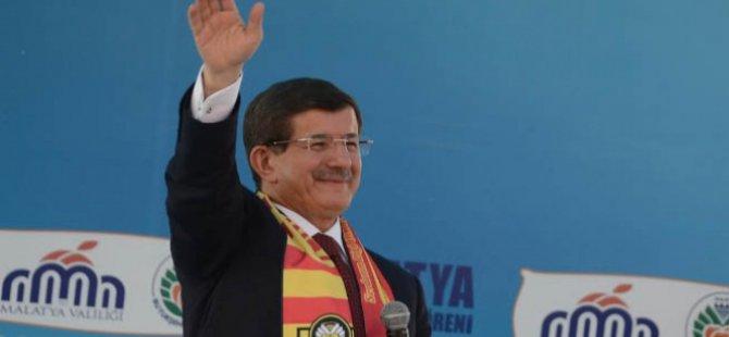 Davutoğlu, çözüm sürecine vurgu yaptı