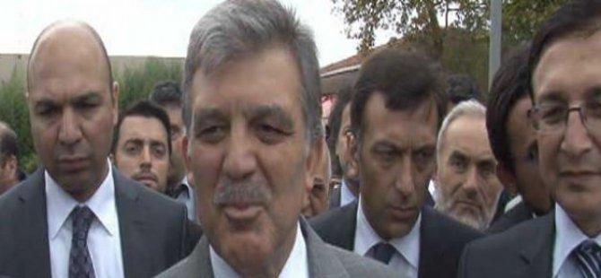 Gül: Türkiye'yi sağlam tutmak gerekiyor